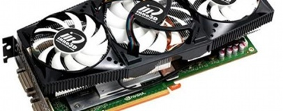 Inno3D announces GTX 470 Hawk