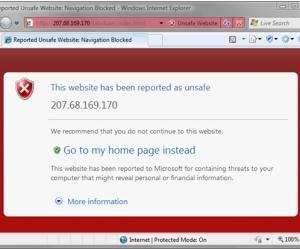 Internet Explorer market share plummets
