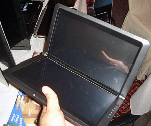 MSI's new single and dual-screen tablets pictured