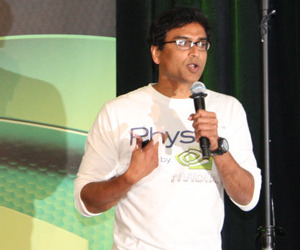 PhysX founder leaves Nvidia for AMD