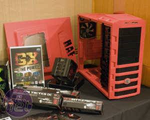 Red Cooler Master 'AMD' case spotted Red Cooler Master 'AMD' HAF 922 spotted