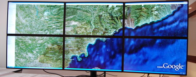 Samsung €3,600 6-Screen Eyefinity6 Kit