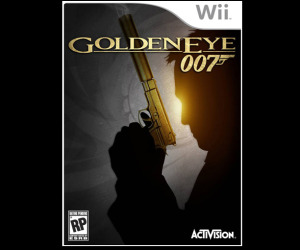 Activision working on GoldenEye sequel