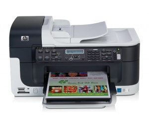 HP's web-printers to print adverts