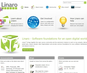 Linaro looks to improve Linux devices