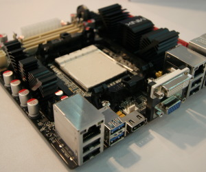 Six-core mini-ITX motherboards inbound