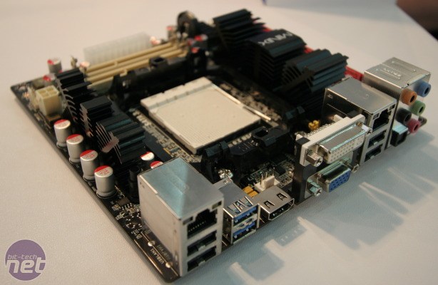Six-core mini-ITX motherboards inbound 6-core mini-ITX motherboard marvels spotted