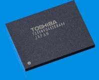 Toshiba launches 128GB flash chip