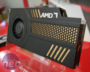 Taiwanese firm XXX shows off single slot Radeons Single slot Radeon HD 5830/5770 on show