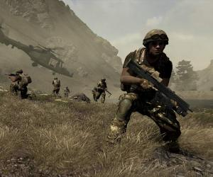 Arma II DLC announced - the Brits are coming