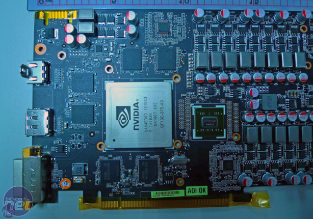 Asus shows off dual Nvidia Fermi card