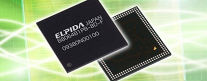 Elpida announces world's smallest LPDDR2