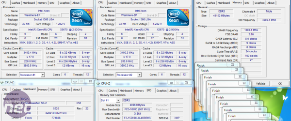G.Skill squeezes 2GHz out of 49GB of memory G.Skill squeezes 2GHz out of in 49GB of memory