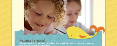 HacKid teaches hacking to kids