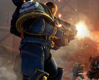 Warhammer 40K: Space Marine coming to PC
