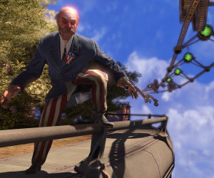 2K announces BioShock Infinite