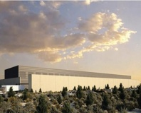 Facebook builds massive data centre