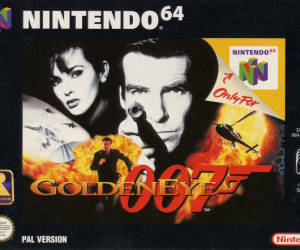 GoldenEye Wii has regenerating health