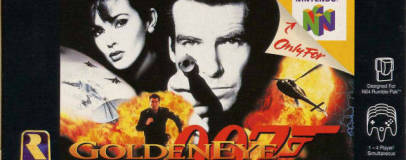 GoldenEye Wii has regenerating health