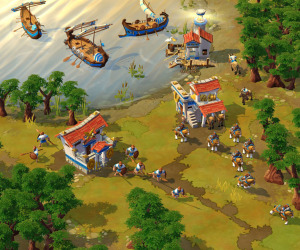 Microsoft announces Age of Empires Online