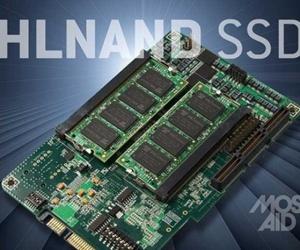 MOSAID demos HLNAND SSD