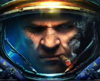 StarCraft 2 doesn't limit framerates