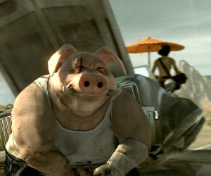 Ubisoft: Be patient for Beyond Good and Evil 2