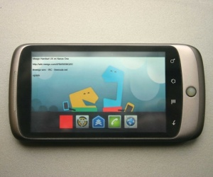 MeeGo ported to Android handsets