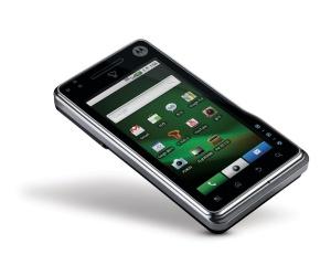 Motorola boosts XT720 CPU