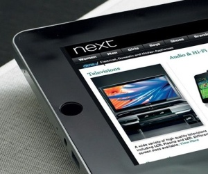 Next launches Android tablet