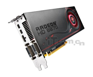 AMD Radeon HD 6870 leaked
