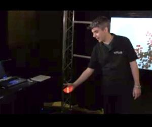 Microsoft demos LightSpace