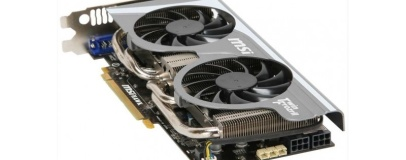 "MSI launches N460GTX Hawk ""Talon Attack"""