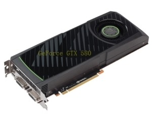 Nvidia GeForce GTX 580 to launch soon?