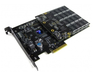 OCZ RevoDrive X2 uses 4 SSDs in RAID