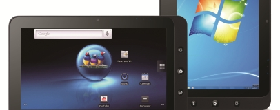 ViewSonic launches first dual-booting tablet