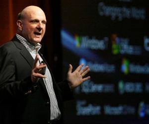 Ballmer sells Microsoft shares