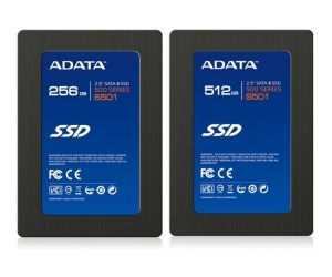 A-Data launches SATA 6Gb/sec SSDs