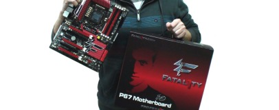 ASRock partners with Fatal1ty