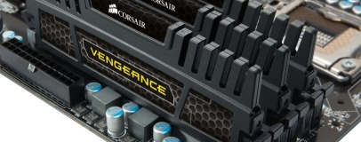 Corsair launches Vengeance RAM