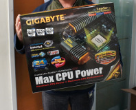Gigabyte to launch massive motherboard?