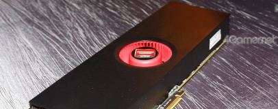 AMD Radeon HD 6990 Pictured