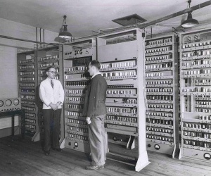 EDSAC to be Rebuilt at Bletchley Park