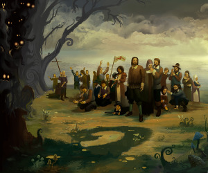 Paradox Interactive announces Salem MMO