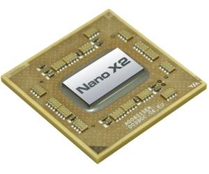 VIA unveils dual-core Nano X2