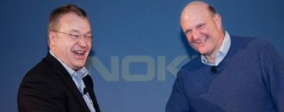 Nokia ditches Symbian for Windows Phone 7