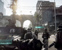 Battlefield 3 revealed at GDC