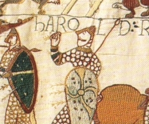 Bayeux Tapestry tech specs calculated