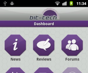 bit-tech Android app beta test open