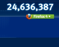 Firefox 4 downloaded 24 million times in three days